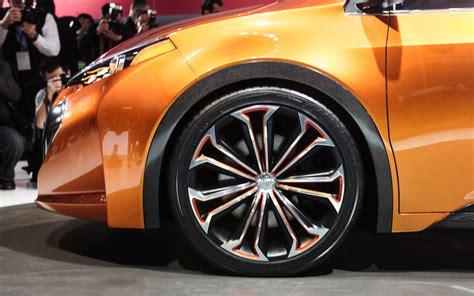 Toyota Wheels Toyota Corolla Furia Concept Look Photo Gallery