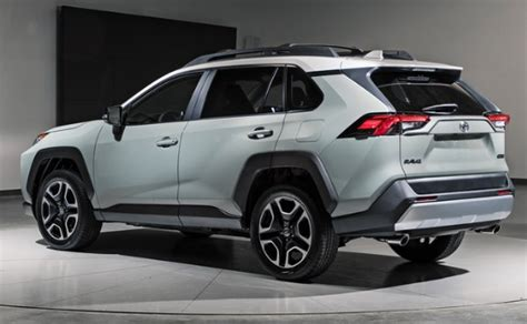2019 Rav4 Release Date by 2019 Toyota Rav4 Xle Release Date Redesign Price Colors