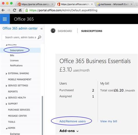 Office 365 Billing Convert Office 365 User Email To Shared Mailbox Hubone