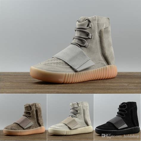 2018 2017 adidas originals yeezy boost 750 running shoes fashion ankle boost high