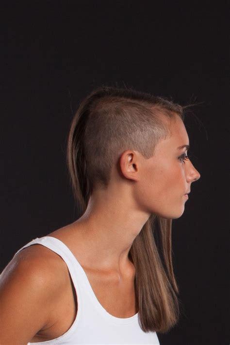 sexy styles for pubert hair long hair deep sidecut side cut sexy pinterest long