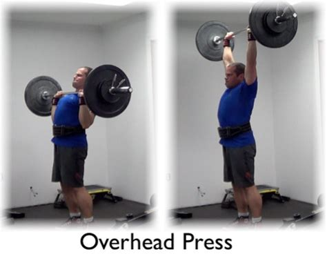 overhead press bench press overhead press bench press 28 images overhead press vs