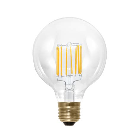 led filament l 216 95mm globe enigma lighting