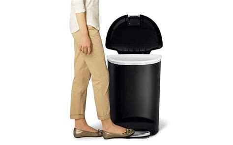 Best Kitchen Trash Cans by Best Kitchen Trash Can Reviews And Buying Guide 2017