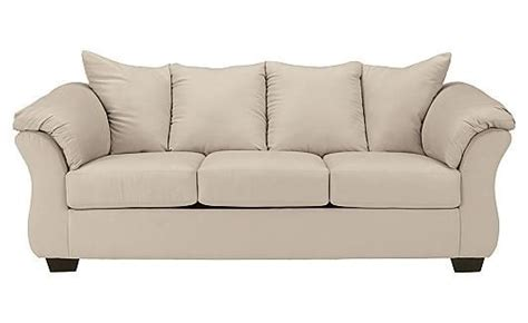 darcy stone full sofa sleeper ashley furniture would look good with my shabby chic decor