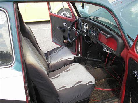 baja bug interior 1969 volkswagen beetle quot baja bug quot interior flickr
