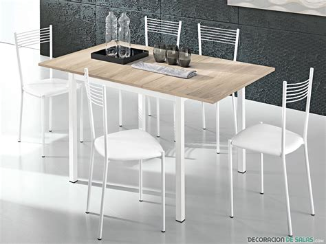 porque colocar una mesa en la cocina