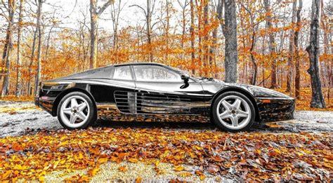 1994 512tr for sale 1994 testarossa 512tr for sale