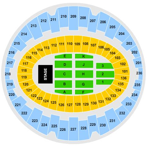 Inglewood Forum Box Office by The Forum Seating Chart The Forum Inglewood California
