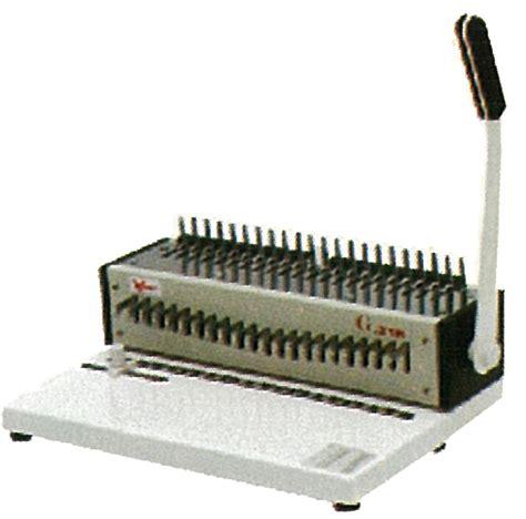 Mesin Jilid Binding Gemet 31wa jual mesin binding bandung harga mesin jilid kawat mesin