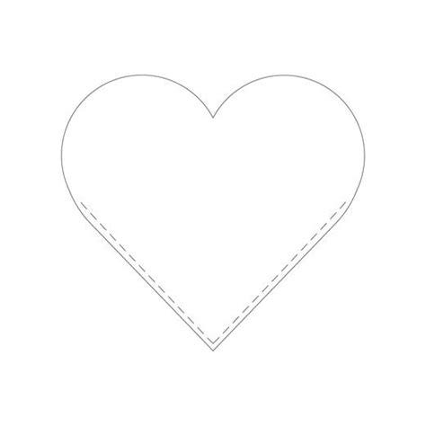 Filz Vorlagen Muster 220 Ber 1 000 Ideen Zu Herz Vorlage Auf Vorlagen Herzchen Und Spr 252 Hlack