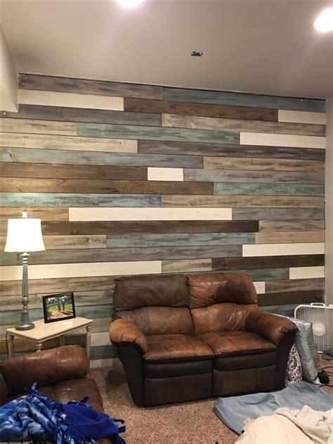 amazing wood plank walls  add warmth   home