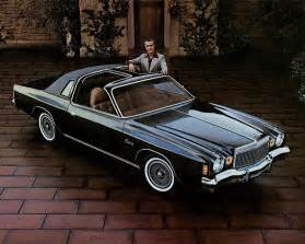 Chrysler Cordoba Corinthian Leather 1977 Chrysler Cordoba With T Bar Roof Many Of You Will