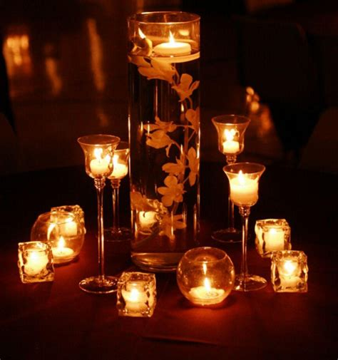 candle centerpieces for home the importance of candle in home decoration fotolip com