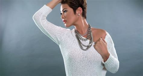 tessanne chin commercial tessanne chin and her new image look in the hair color