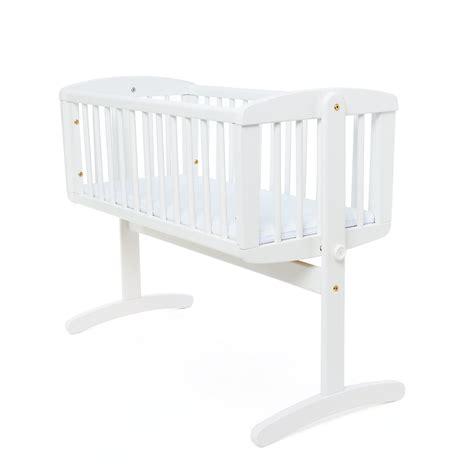 Mothercare Baby Nursery Swinging Crib Rockign Motion Ebay Baby Swinging Crib
