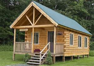 Small Kit Homes log cabin kits 8 you can buy and build bob vila