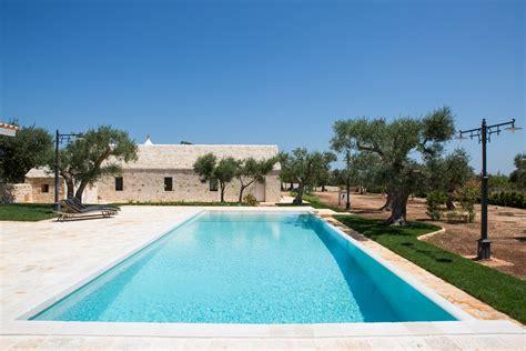 con piscina privata trullo con piscina privata ad alberobello il turistico