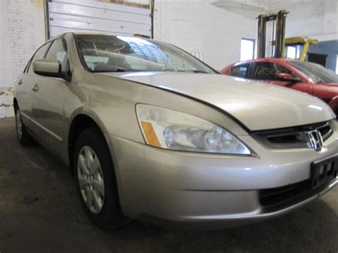 parting out 2003 honda accord stock 120314 tom s