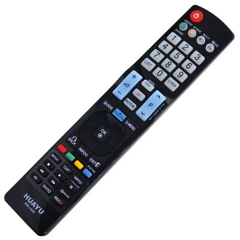 Lg Remote Tv Led replacement remote lg led lcd tv akb72915207 akb