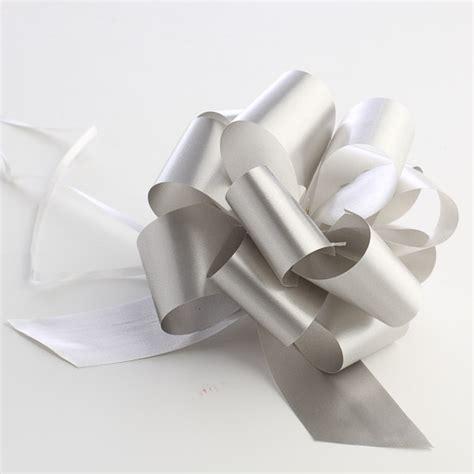 decorative bows for sale silver decorative pull bow ribbon sale sales