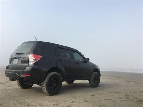 lifted subaru 100 lifted subaru forester lift large tires