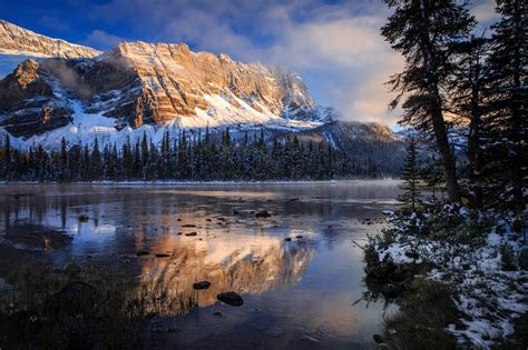 rocky mountain high banff national rocky mountains banff national park canada wallpapers