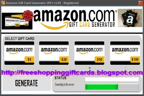 Amazon Gift Card Generator For Android - free amazon gift card generator 2013 generating free and unique ama