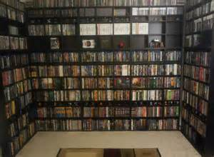 library dvd shelving what i ve been up to attic rooms theater rooms