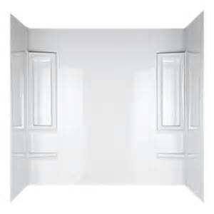 39984 proclaim bathtub wall set 5 wall set