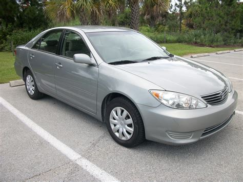 2005 Toyota Camry Le V6 2005 Toyota Camry Exterior Pictures Cargurus
