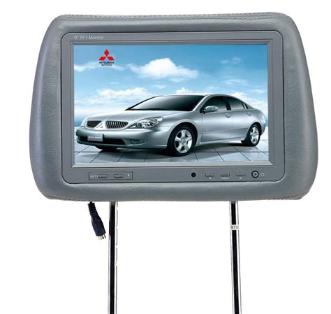 Tv Headrest china 9 headrest tft lcd monitor with build in tv