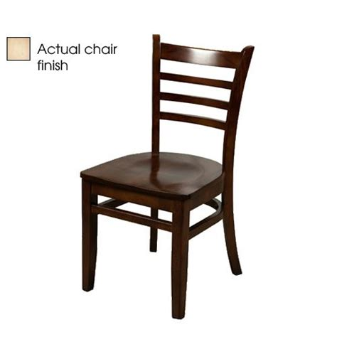 All Wood Dining Chairs Oak Wc101 N Ladderback All Wood Chair Etundra