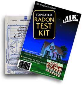 home radon test radon test kits rds environmental