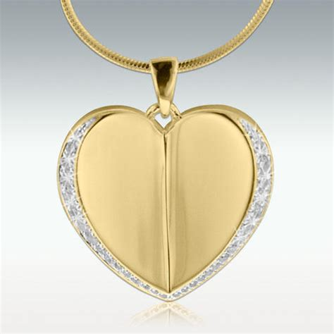 permitting solid 14k gold cremation jewelry engravable