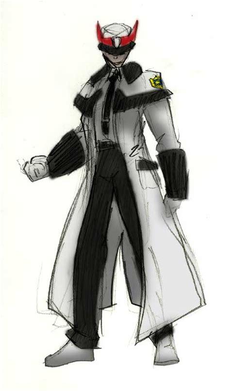 Basic Dress G1 human g1 prowl concept by emeraldbeacon on deviantart