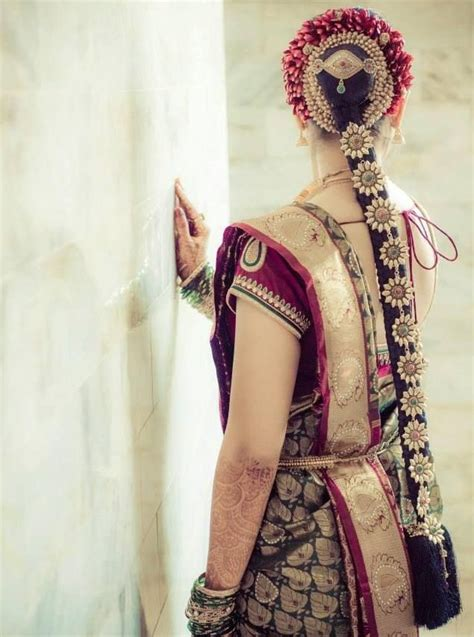 Traditional Indian Wedding Hairstyles For Hair by New South Indian Bridal Hairstyles For Wedding