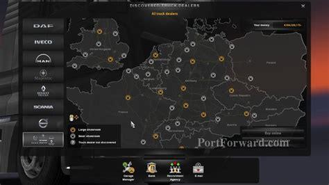 Mercedes Dealer Locations by Truck Dealers Truck Simulator 2 Truck Dealers