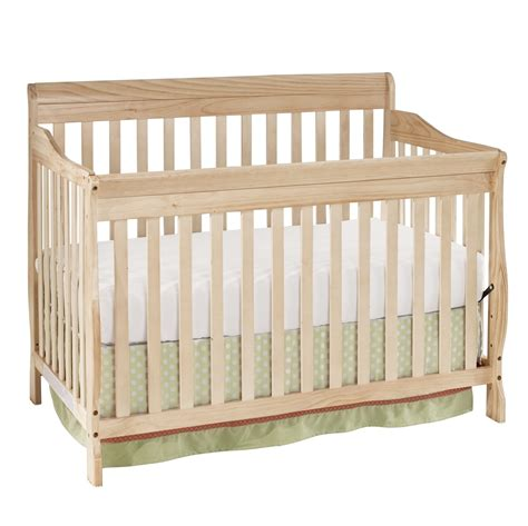 Big Crib by Big Oshi Convertible 4 In 1 Crib In