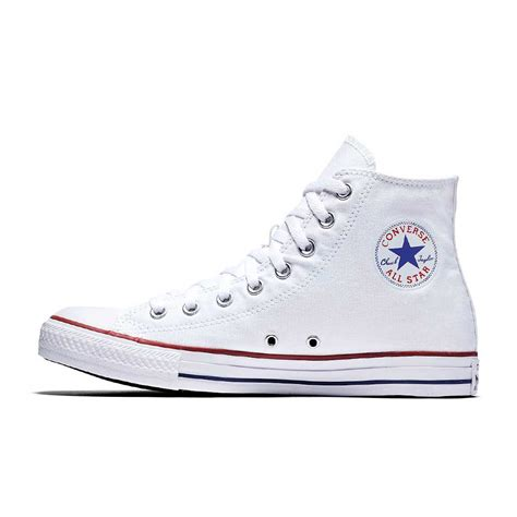 Conversy All Converse All Basic Canvas Hi White All89w