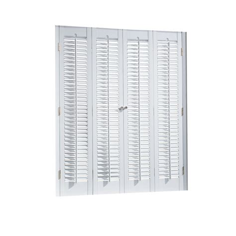 interior shutters lowes myideasbedroom - Window Shutters Interior Lowes