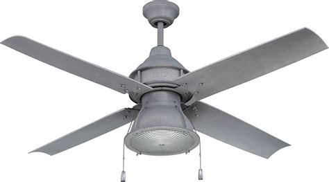 nautical outdoor ceiling fans craftmade par52agv4 port arbor nautical aged galvanized