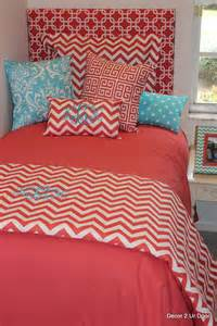 college bedding for coral and aqua room bedding decor 2 ur door