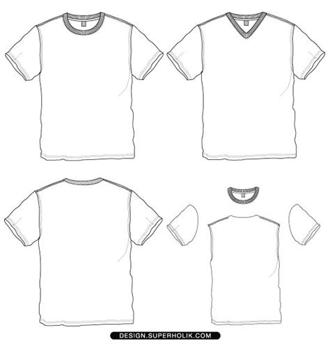 Fashion Design Templates Vector Illustrations And Clip Artst Shirt Template Vector Body Fashion Fashion Design T Shirt Templates