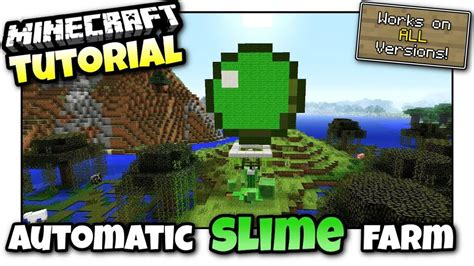 slime farm tutorial xbox 360 how to make a slime farm in minecraft ps4 howsto co