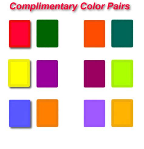 complimentary paint color schemes how to paint miniatures
