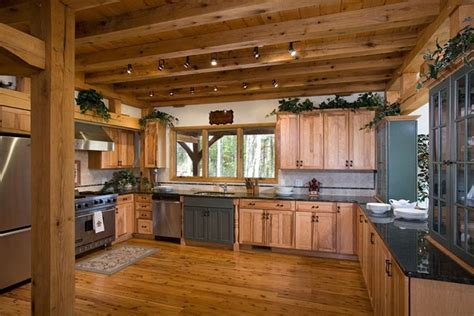 a frame kitchen ideas rustic modern kitchen ideas with hickory mid century
