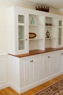 Built In Dining Room Cabinets by Seacoast Dining Room Built In Teeple Furniture
