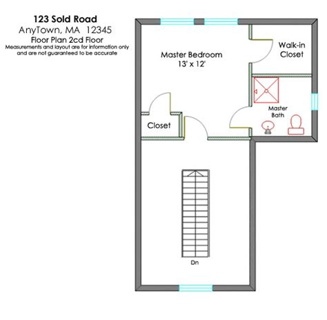 endless visual real estate floor plan and virtual tour