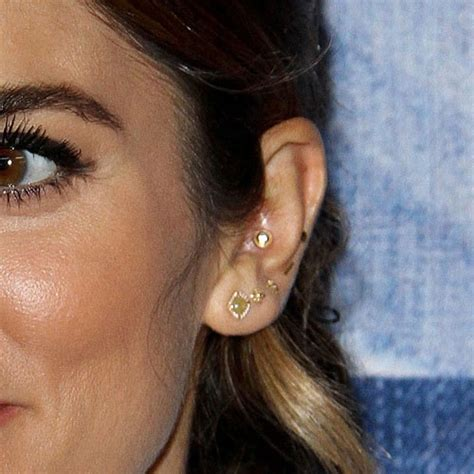 6 celebrity inner conch piercings steal her style
